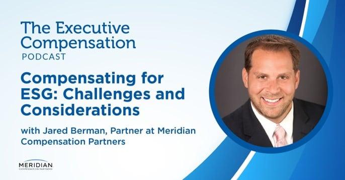 Jared Berman, compensation Consultant