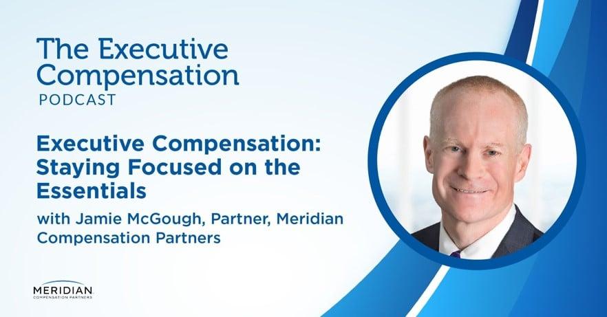 Jamie McGough, compensation consultant